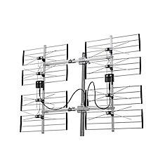 8 Bay Ultra Clear numérique antenne extérieure