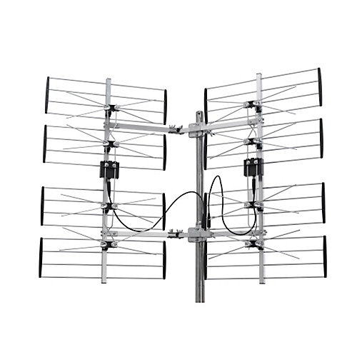Adjustable Multidirectional HDTV Antenna