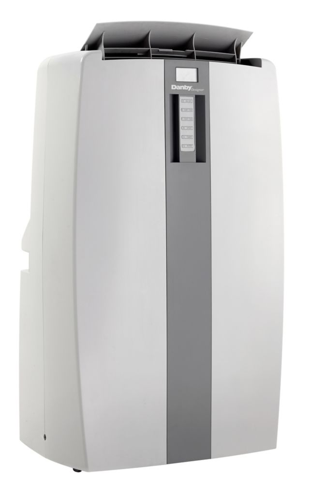Danby designer climatiseur portable de 10 000 btu designer for Climatiseur de fenetre danby