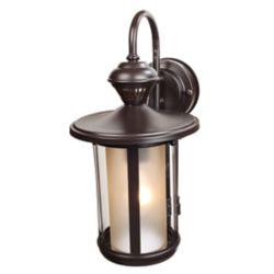 Heath Zenith 150 Degree Oil Rubbed Bronze Open Bottom Lantern