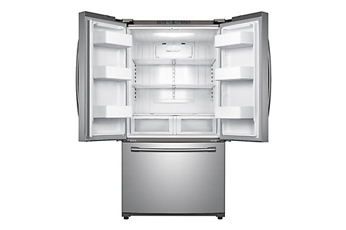 Samsung 26 Cuft Stainless Steel 3 Door French Door Refrigerator