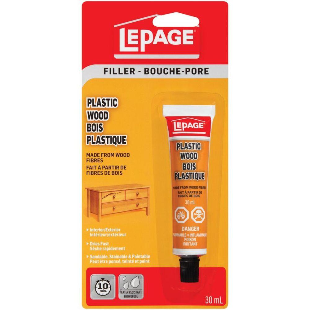 LePage Plastic Wood Filler 30mL