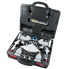 Gravity Feed Spray Gun Kit