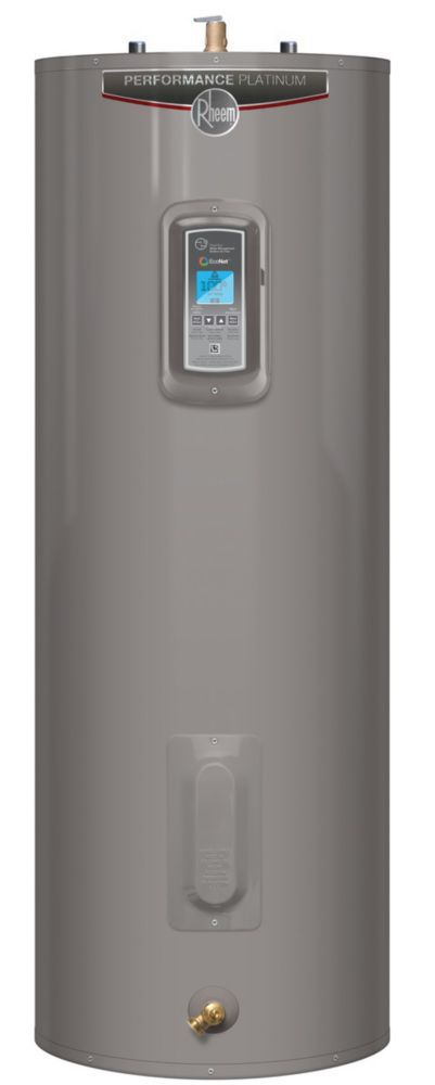 Rheem Performance Platinum 39 Gal 12 Year Electric Water Heater