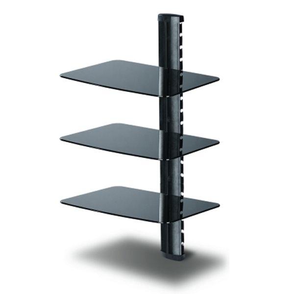 3 tablettes de couche pour Media Player
