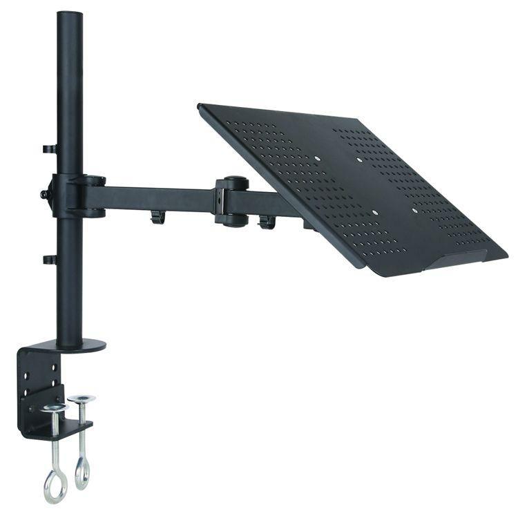 Single Arm Desk Mount for Laptop