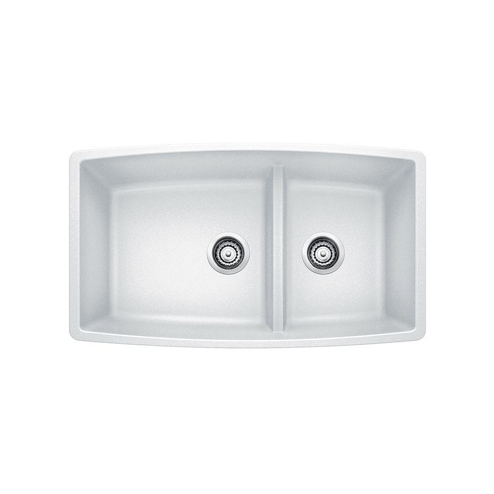 Blanco Performa Medium U 1.75 Bowl - White