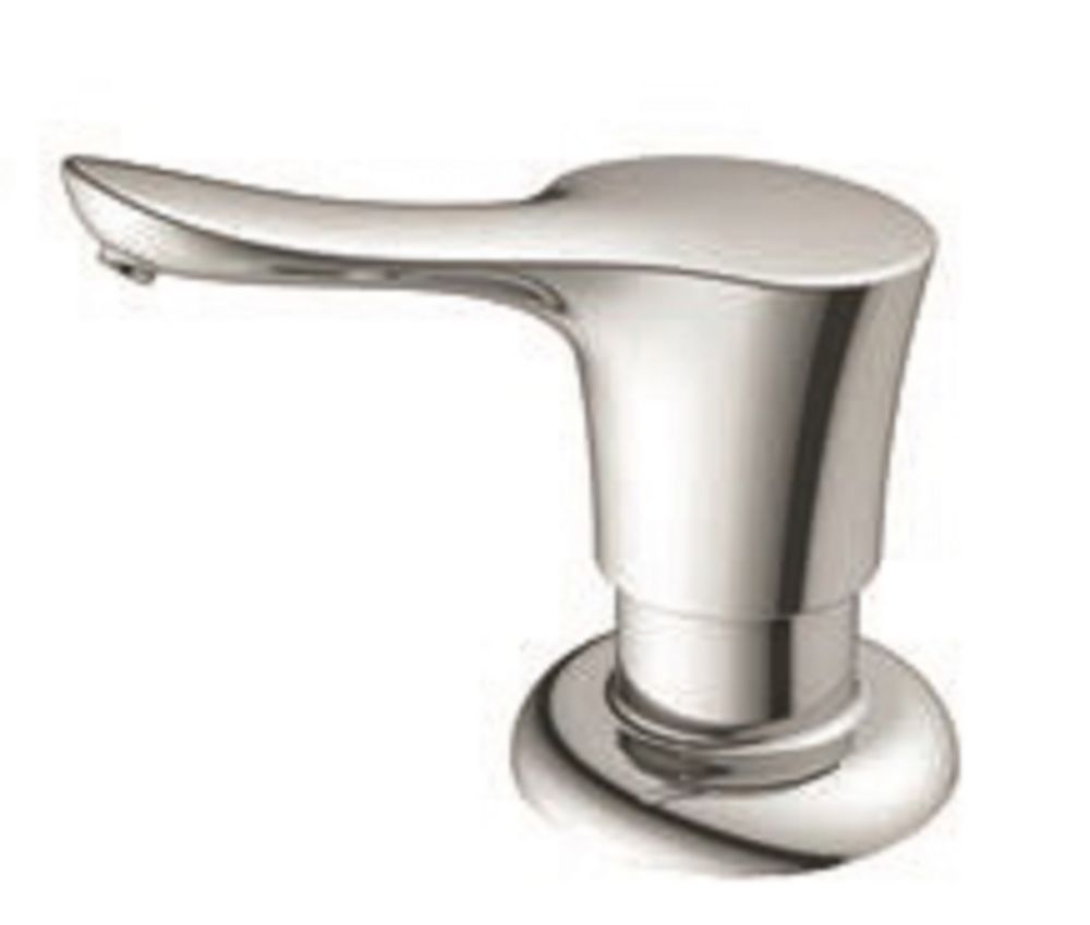 Napa Soap Dispenser Chrome