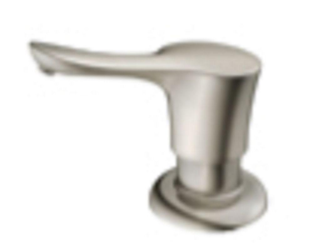 Napa soap dispenser acier inoxydable