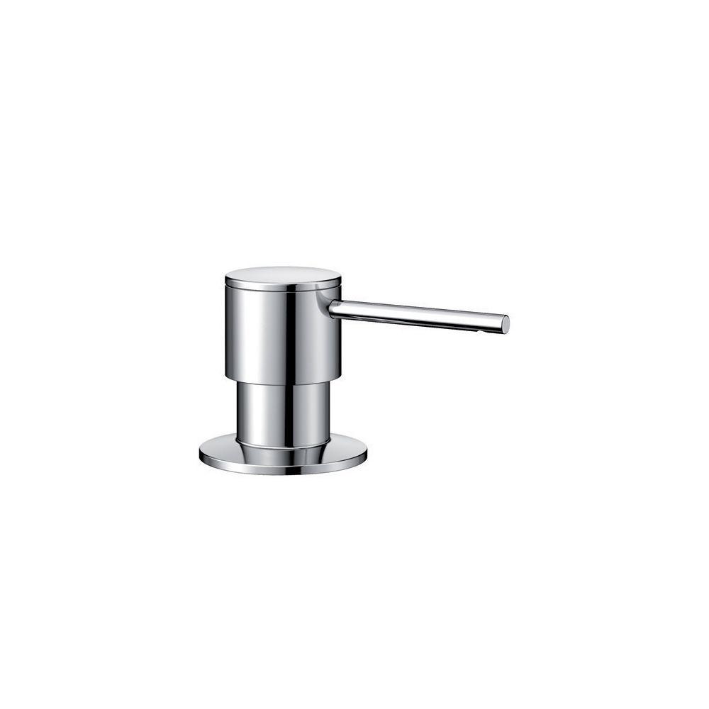 Sonoma Soap Dispenser Chrome