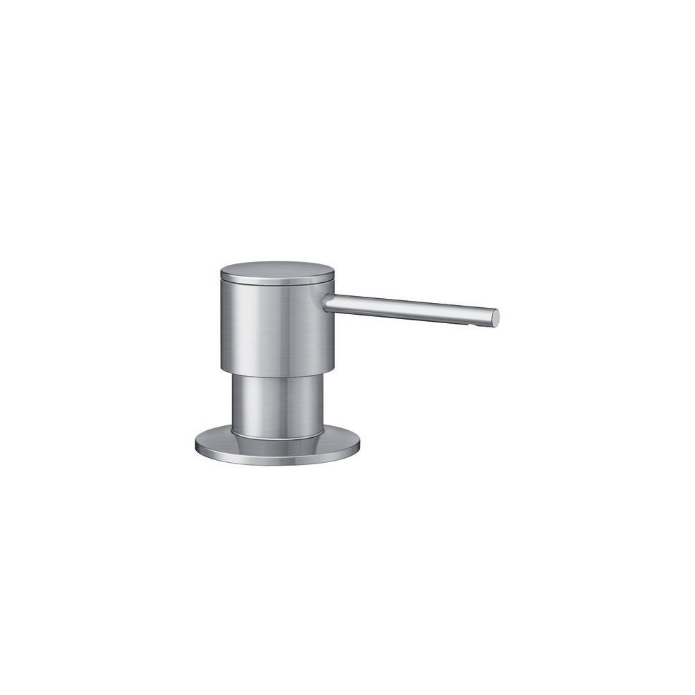 Sonoma soap dispenser acier inoxydable