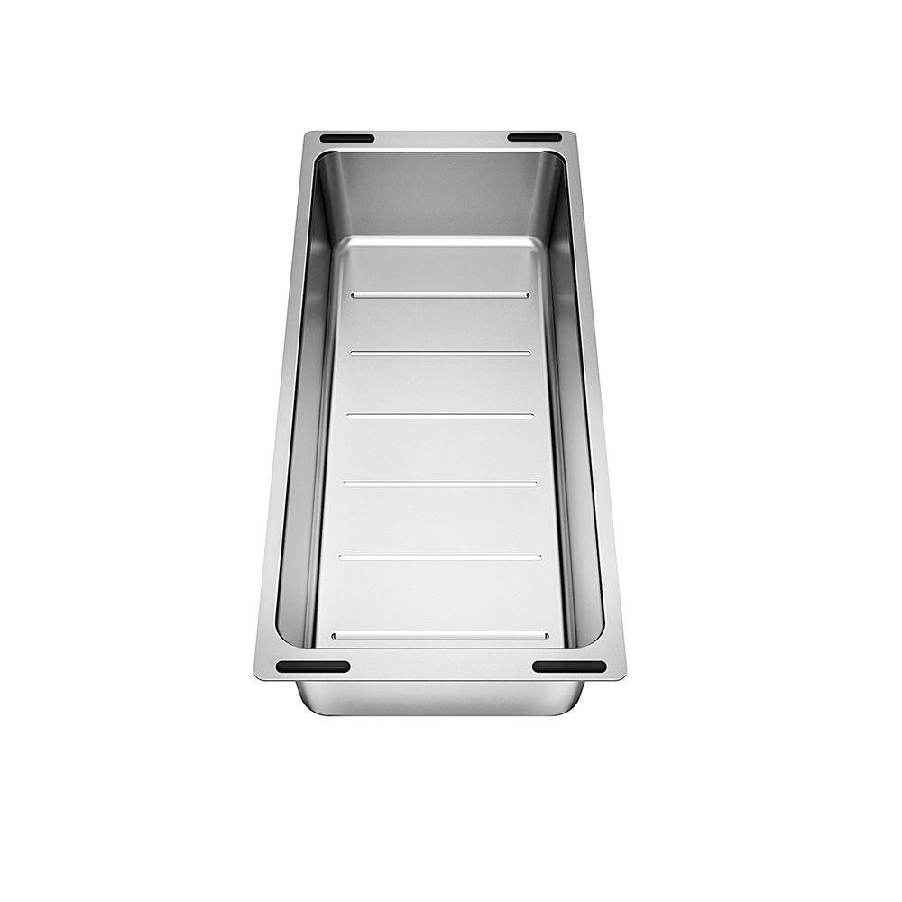 Precis with drainboard passoire