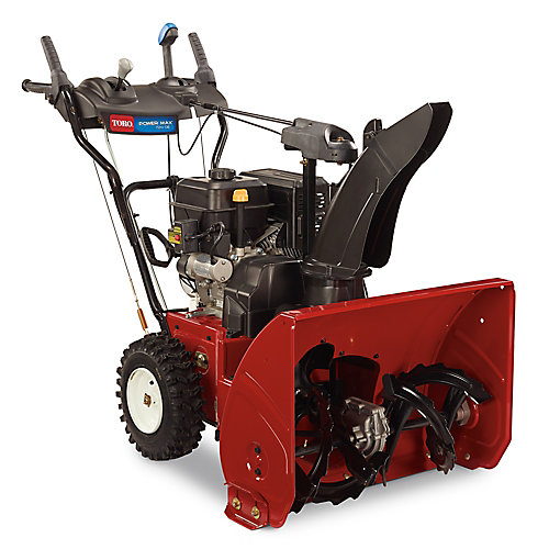 Power Max 724 OE 2-Stage Snow Blower with Electric Start
