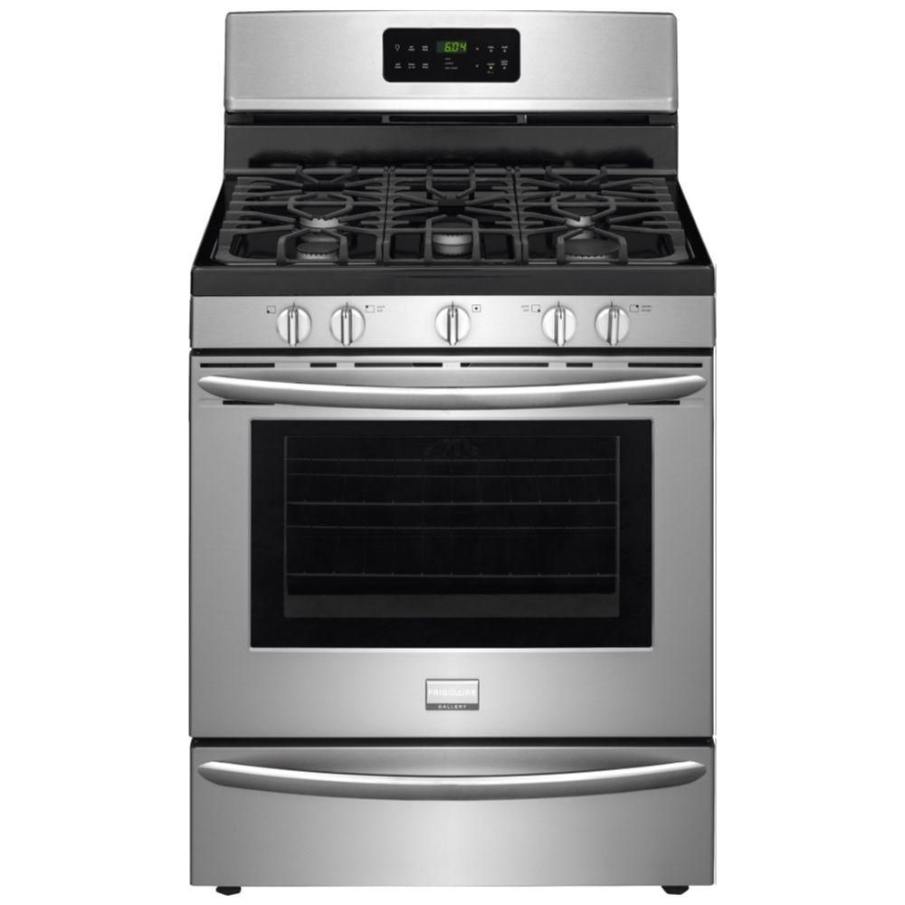 Gallery 5.0 cu. ft. Gas Range in Stainless Steel