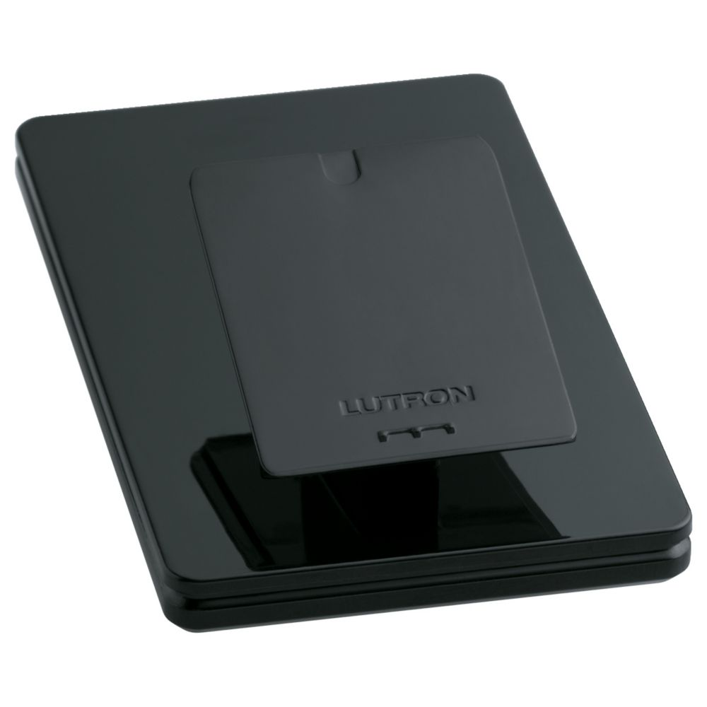Lutron Caseta Single TableTop Pedestal for Pico Remote Control, Black L-PED1-BL Canada Discount
