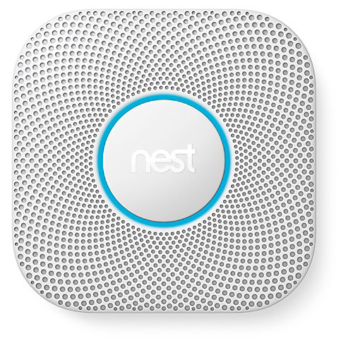 Nest Protect (Battery) 2nd Generation in White