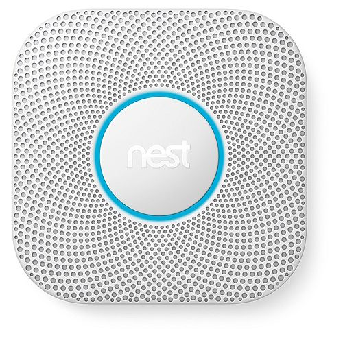Google Nest Protect (Battery) 2nd Generation in White