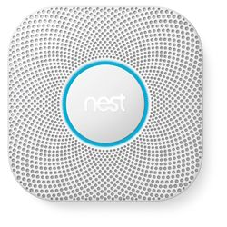 Google Nest Protect (Wired) 2nd Generation in White