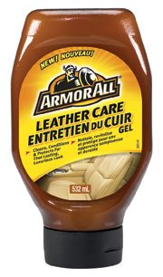 Armor All Leather Care Gel 532mL