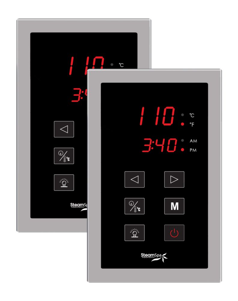 Dual Touch Pad Control System
