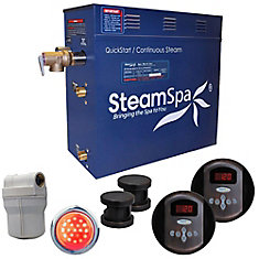 Royal 10.5kw Steam Generator Package in Oil Rubbed Bronze