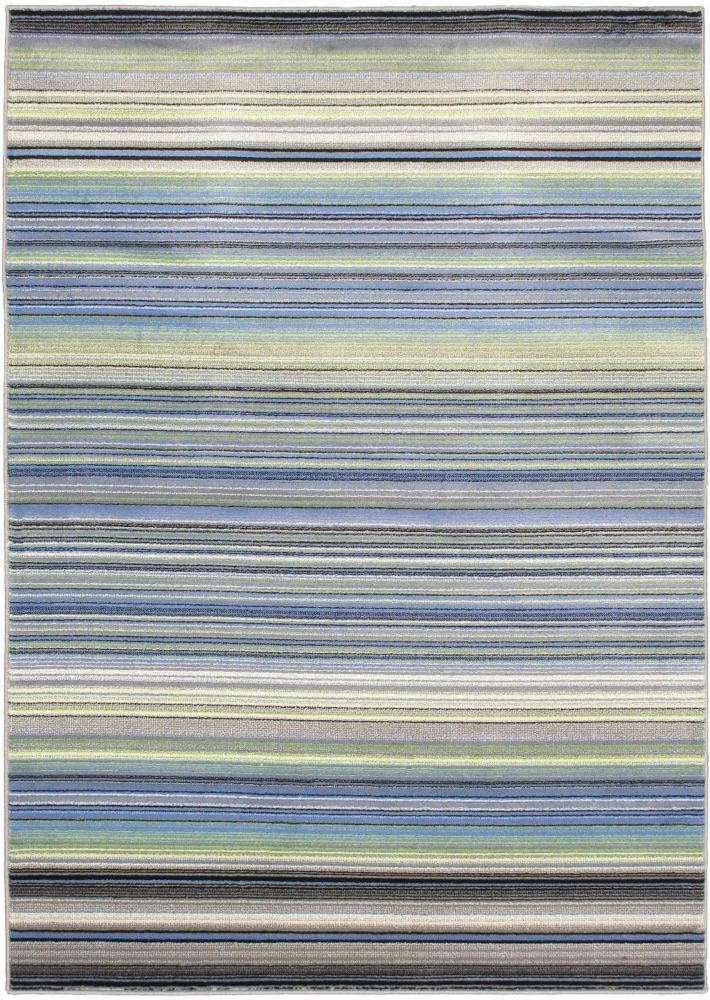 Chroma Light Blue Rug - 5 Ft. 5 In. x 7 Ft. 9 In. 55427 Canada Discount