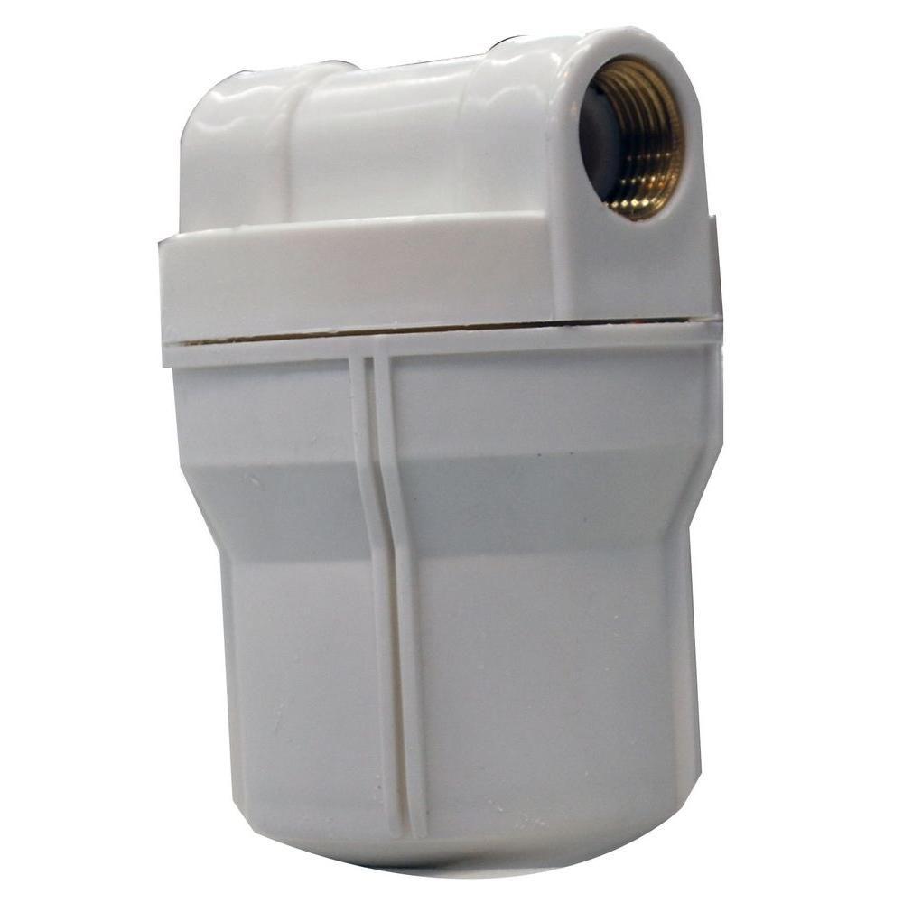 Générateur avec filtre d'eau en ligne