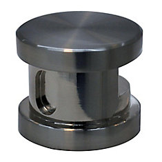Steamhead with Aroma Therapy Reservoir in Brushed Nickel
