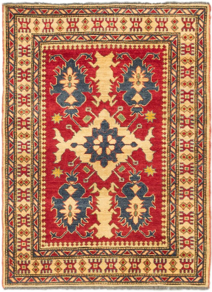 Hand-knotted Tamar Rug - 3 Ft. 7 In. x 4 Ft. 10 In.
