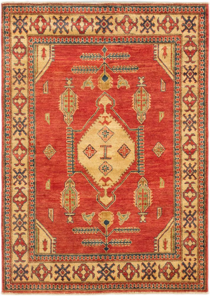 Hand-knotted Tamar Rug - 4 Ft. 3 In. x 5 Ft. 11 In.