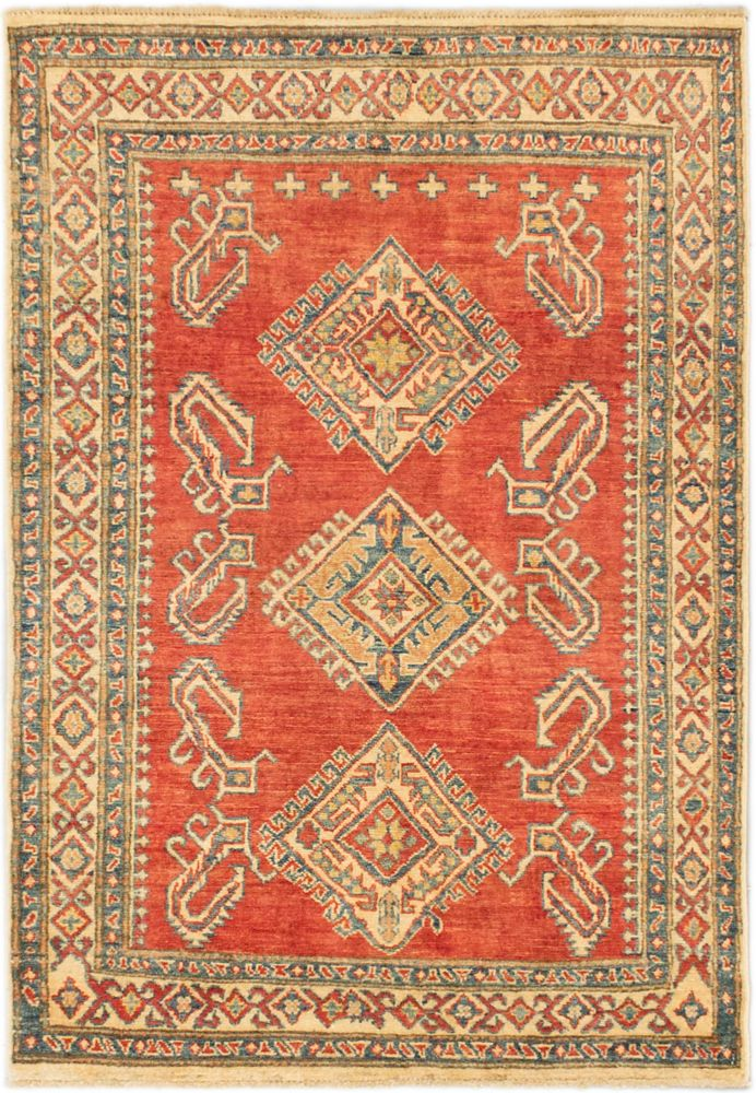 Hand-knotted Tamar Rug - 3 Ft. 7 In. x 5 Ft. 2 In.