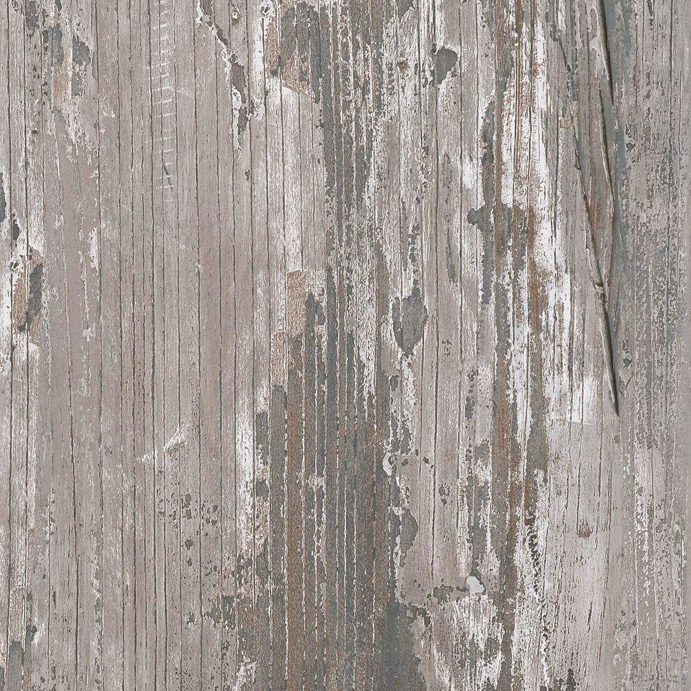 8.7 in. x 60 in. Blended Wood Slate Luxury Vinyl Plank Flooring (Sample)