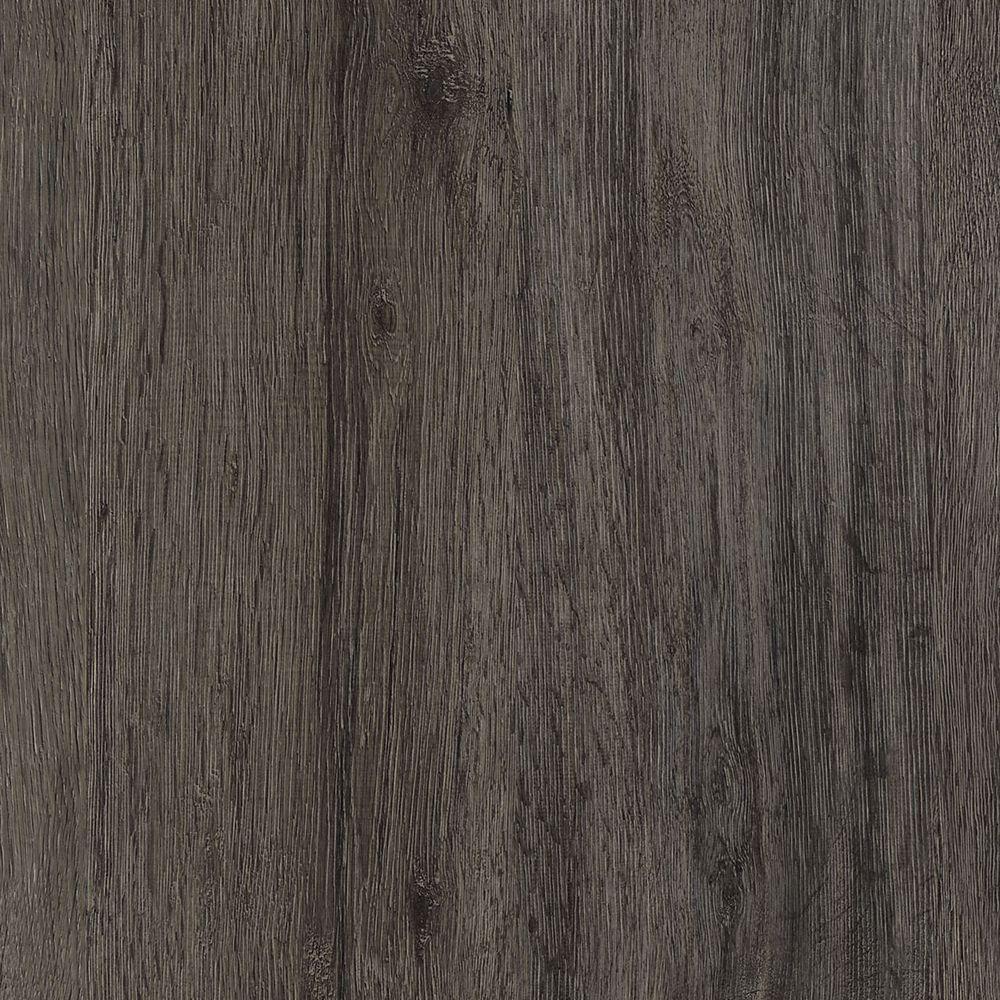 Allure 8.7 in. x 60 in. Gotham Oak Grey Luxury Vinyl Plank Flooring (Sample)