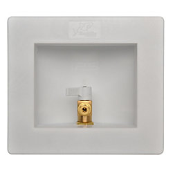 SharkBite 1/2-inch Ice Maker Outlet Box