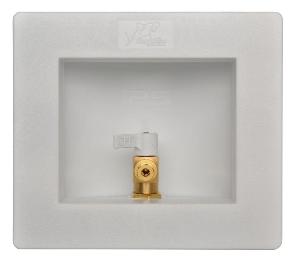 SharkBite 1/2-inch Ice Maker Outlet Box
