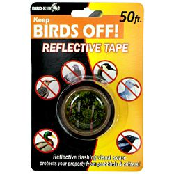 Bird-X Inc. Bird Scare Tape 50 feet