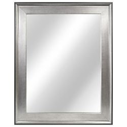Home Decorators Collection 23 Inch Two-Tone Framed Mir, Fog-Free