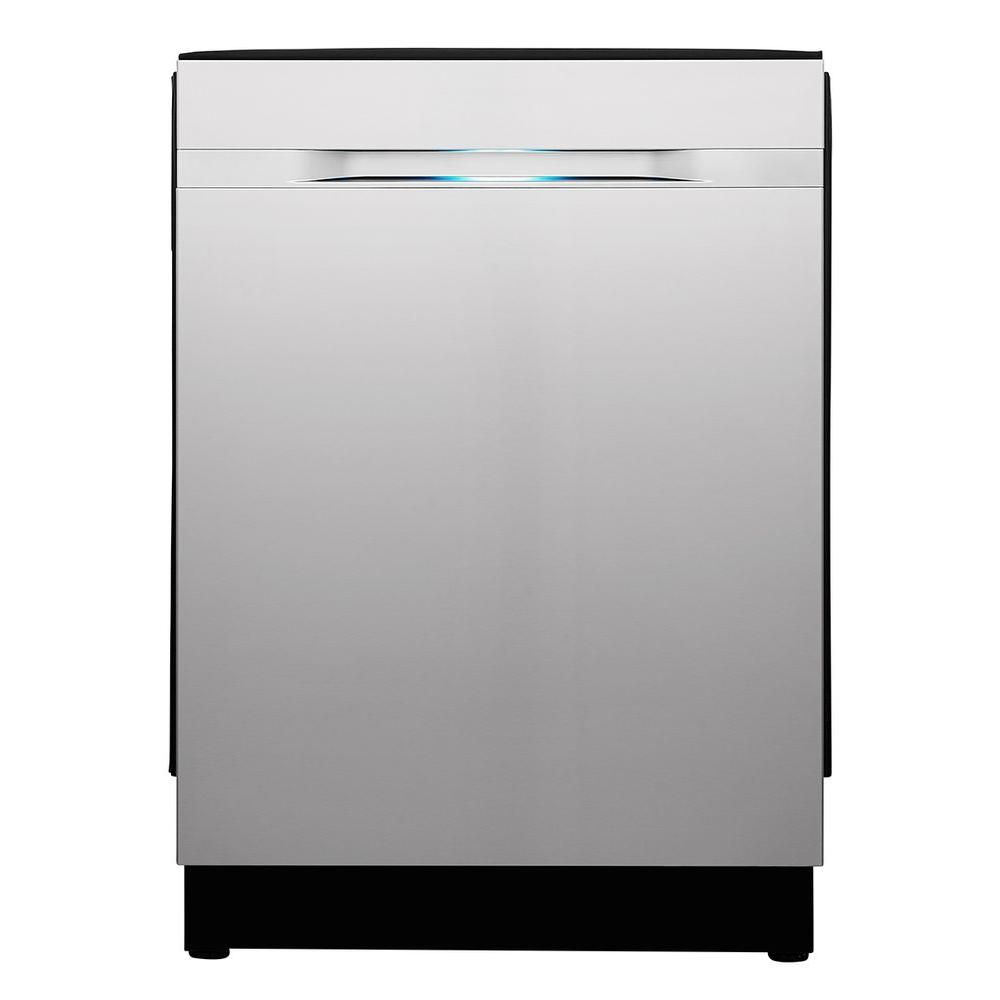 24 Inch Built-In Dishwasher with Waterwall technology