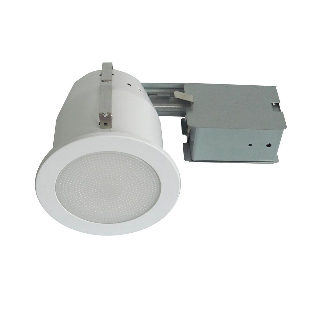 4 Inch LED Shower Trim Kit