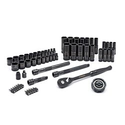 HUSKY 100-Position Mechanics Tool Set (60-Piece)
