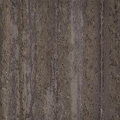 12 in. x 23.82 in. Olympic Stone Grey Luxury Vinyl Tile Flooring (Sample)