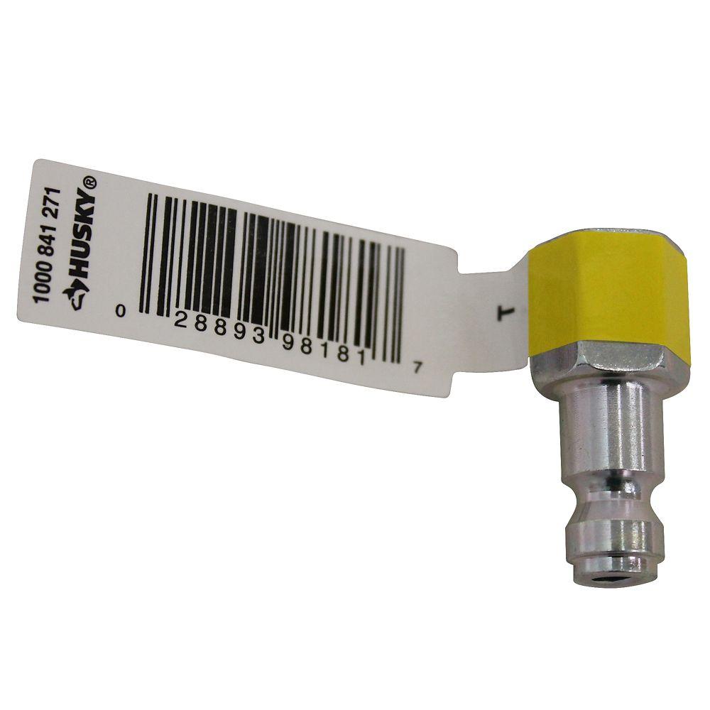 1/4 Inch Auto Female Plug
