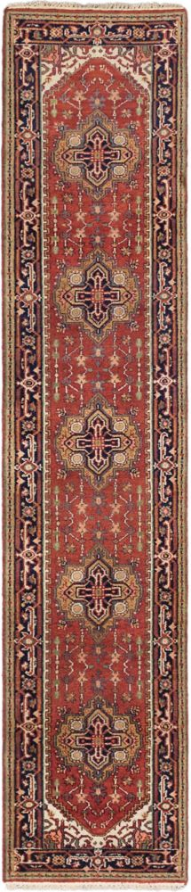 Hand-knotted Batul Rug - 2 Ft. 7 In. x 12 Ft. 1 In.