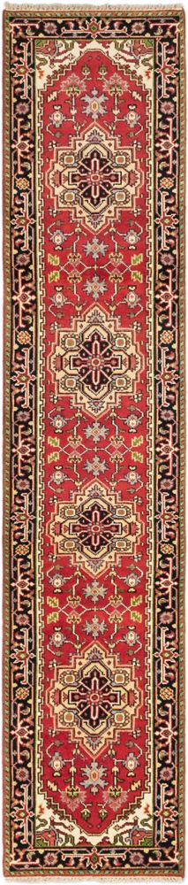 Hand-knotted Batul Rug - 2 Ft. 6 In. x 11 Ft. 11 In.