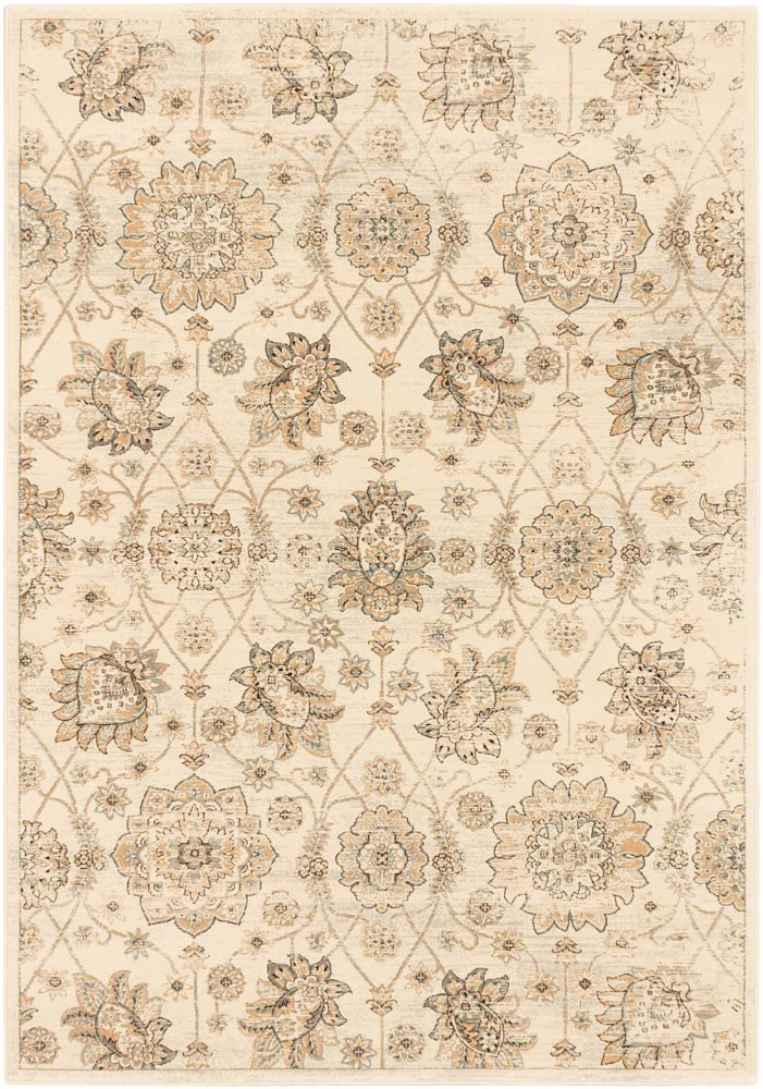 Shahrzad Anatolian Ivory Rug - 5 Ft. 3 In. x 7 Ft. 7 In. 109757 Canada Discount