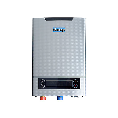 27 KW Whole Home Electric Tankless Water Heater