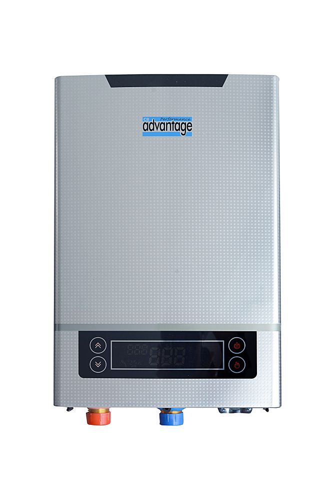 Stiebel Eltron Mini 2.5 2.4 KW Point of Use Tankless Electric Water ...