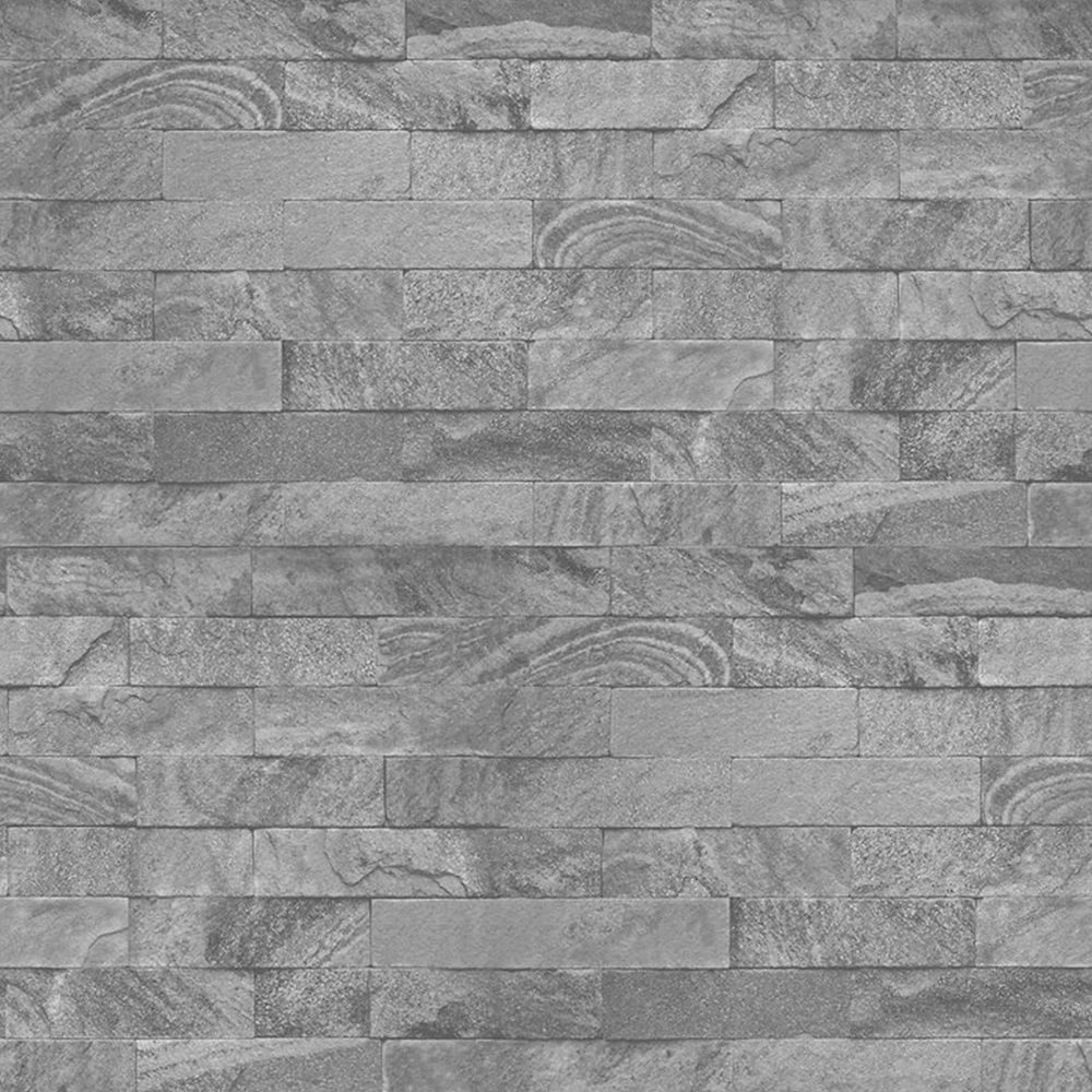New Brick Grey Wallpaper 33-071L Canada Discount