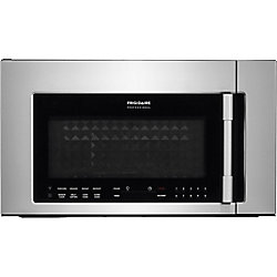 30-inch W 1.8 cu. ft. 2-in-1 Over the Range Convection Microwave in Stainless Steel