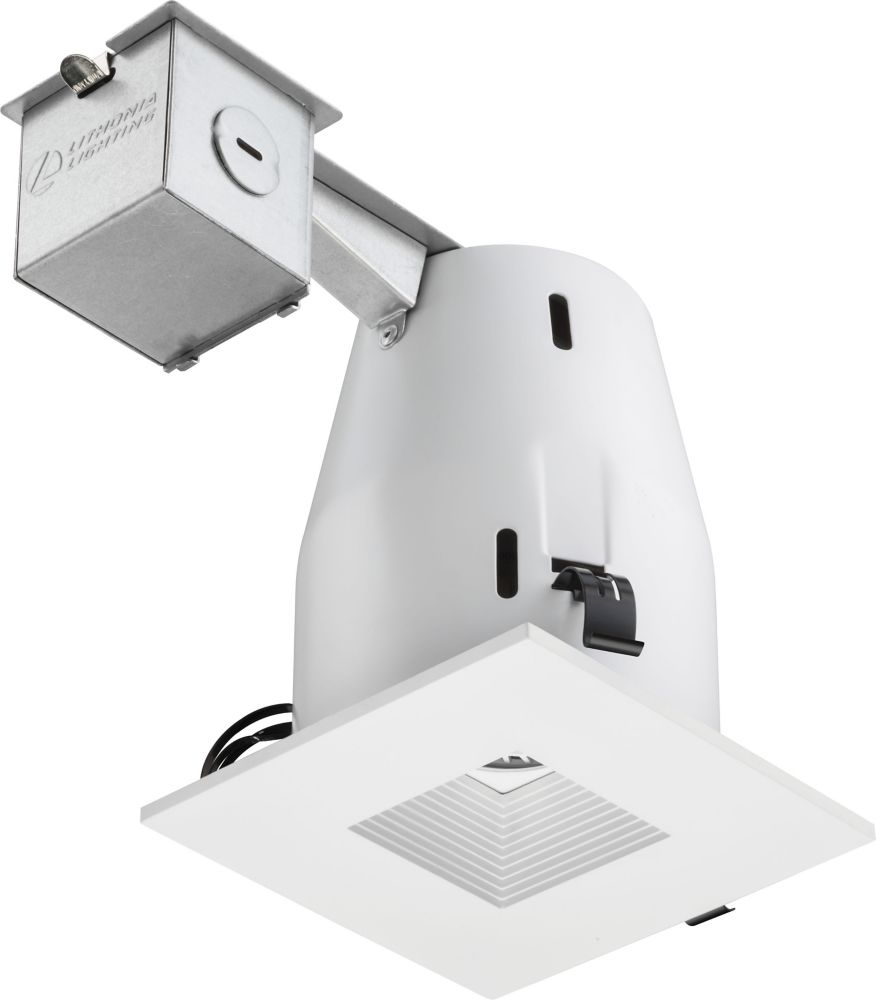 Canarm Ltd 4 Inch Led White Recessed Kit The Home Depot